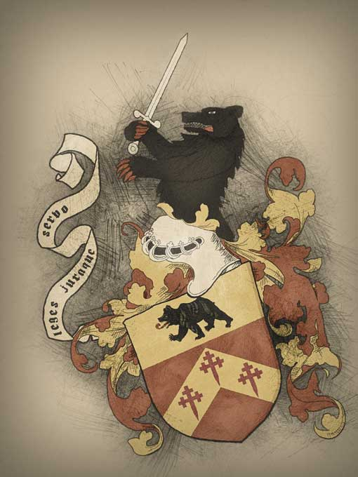 My Armorial Achievement