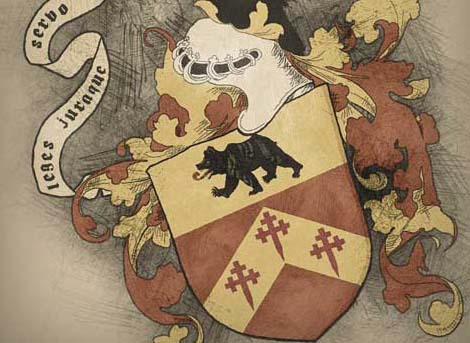 Armorial Achievement